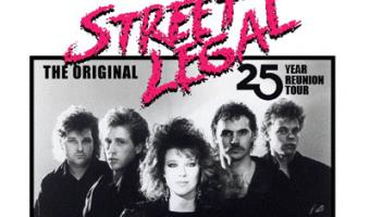 Street Legal – 25 Year Reunion!